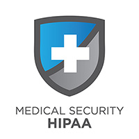HIPAA Hosting Badge