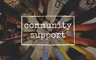 Community Driven Support Forum